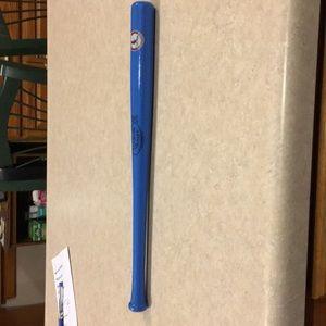 Mini cardinals baseball bat